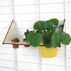 Fency '3 Plant Shelf' | Tolhuijs Design