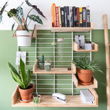 "Fency Wall Rack Bundle -""Medium""  - 80x80cm 