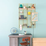 "Fency Wall Rack Bundle -""Large""  - 120x80cm 