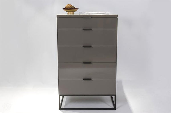 Chest of Drawers - Tallboy Shape by Belgravia Design-Primrose Homeware