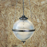 "Lighting Holophane Pendant - ""Blaenau Victorian"" Light PrimroseHomeware"