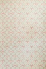 Bee Wallpaper | Rose on Grey | Designer Wallpaper from 'Barneby Gates'