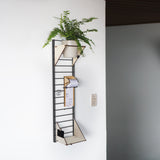 "Fency Wall Rack- ""Extra Small"" - 80x20cm 