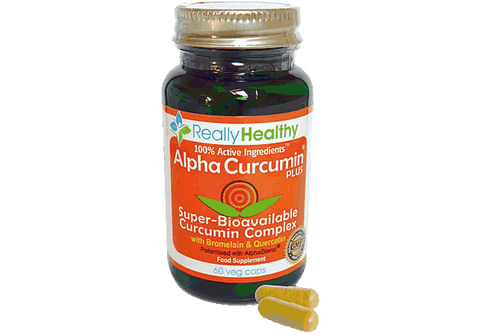 AlphaCurcumin Plus - New Improved Version