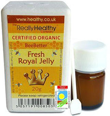 BeeBetter Fresh Royal Jelly