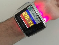 Laser Watch by Weber Medical - New Edition