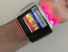 Laser Watch Spectra by Weber Medical - New Edition