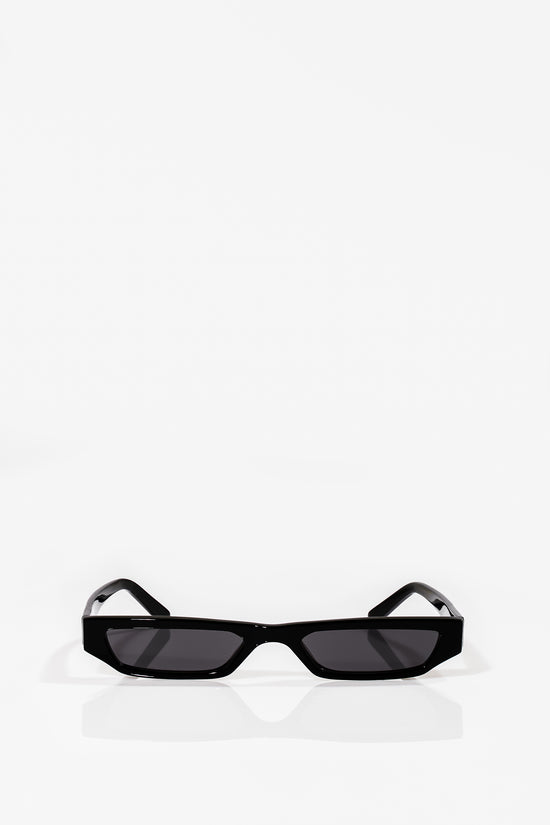 Pris Sunglasses Jet Black