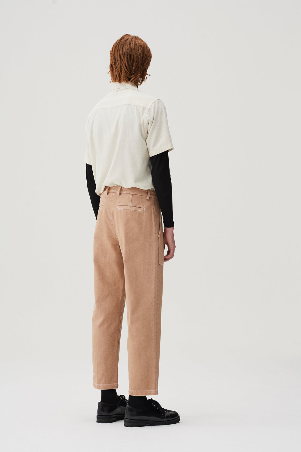 Dicky Work Trousers Sand