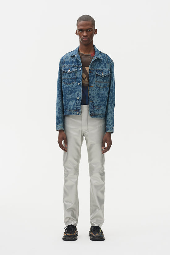 Brandon Denim Jacket Indigo