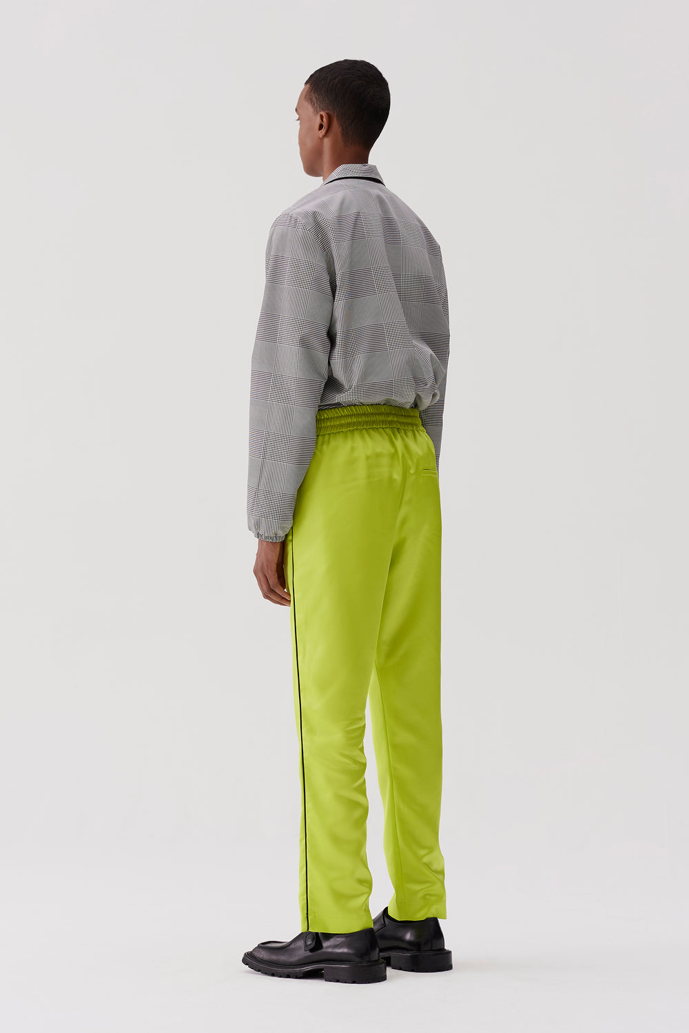 Buck Tracksuit Trouser Acid Yellow
