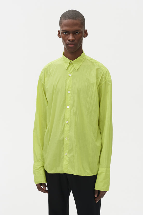 Cecil Technical Shirt Lime