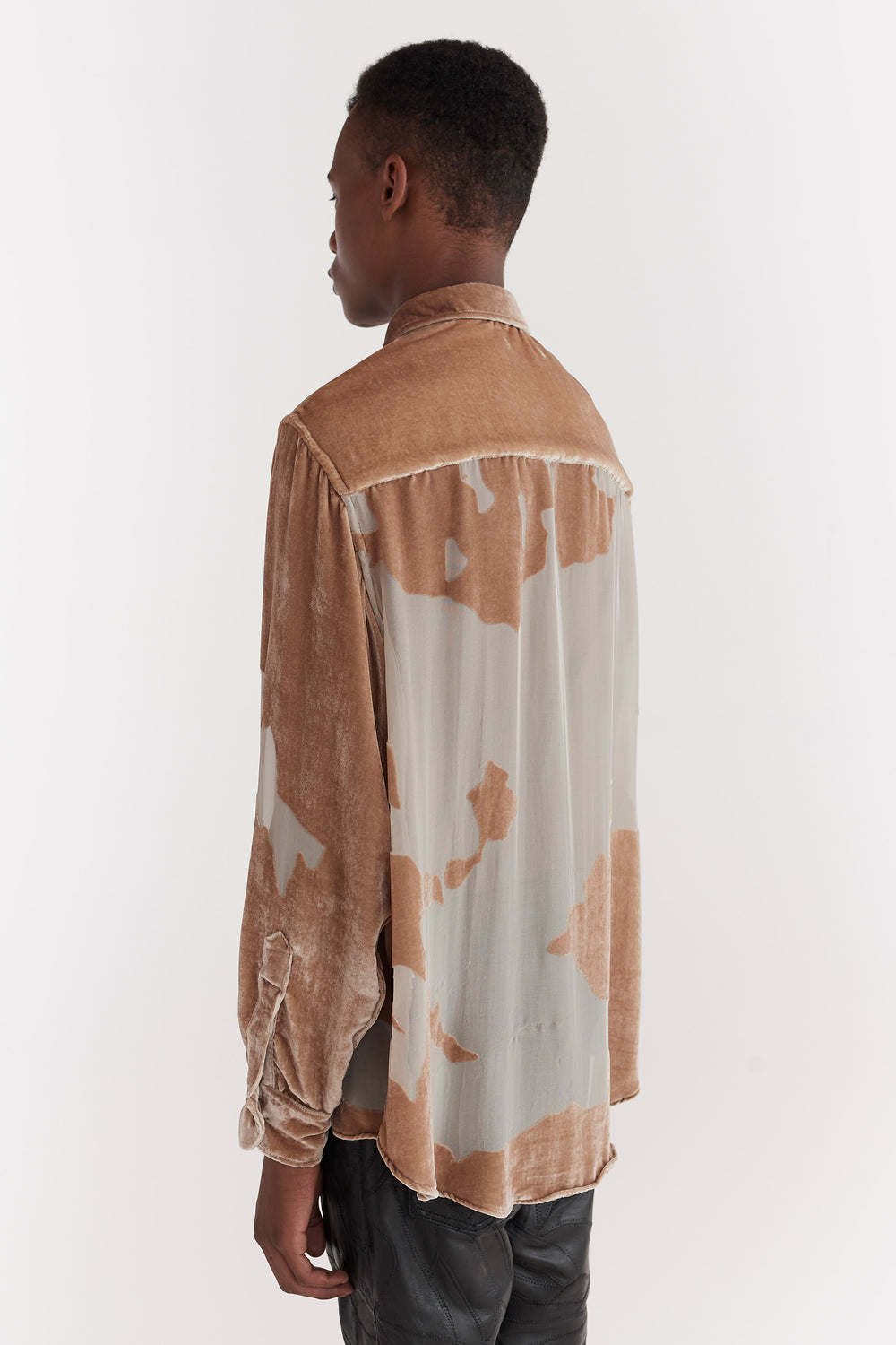 Cedric Devoré Shirt Blush
