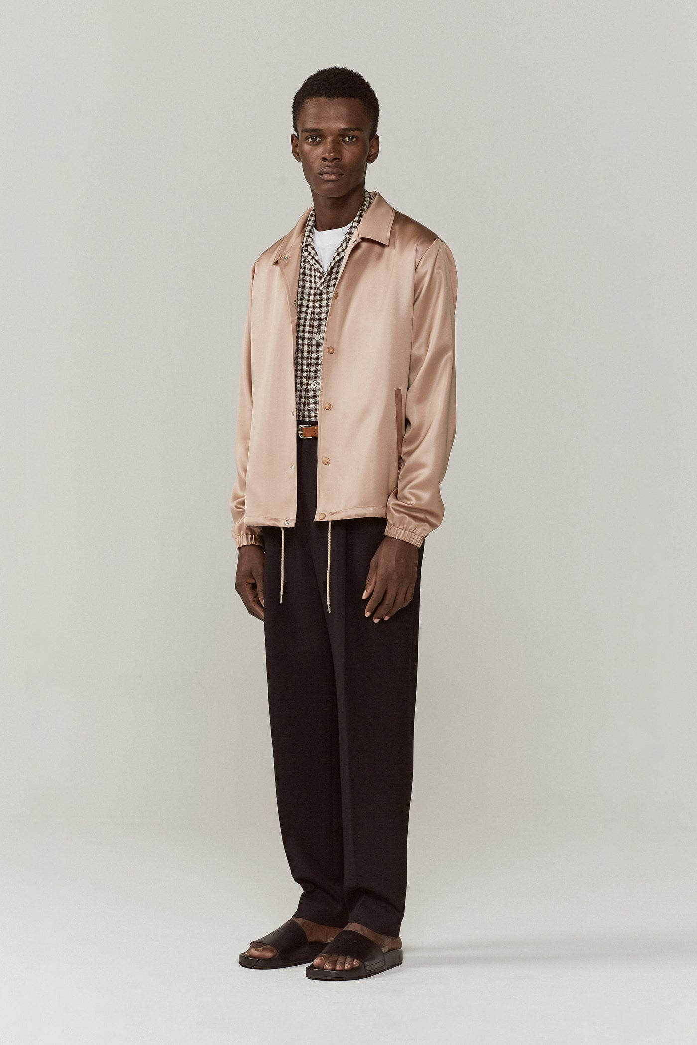 Igor Coach Jacket Blush