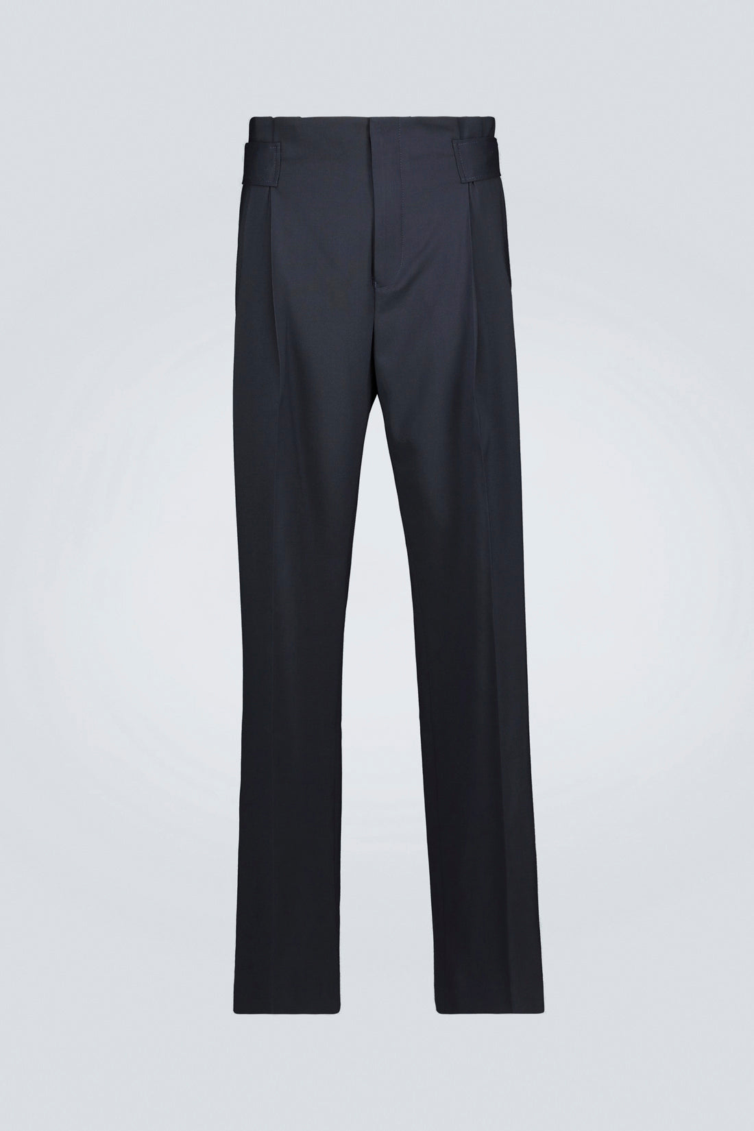Loose fit trousers navy