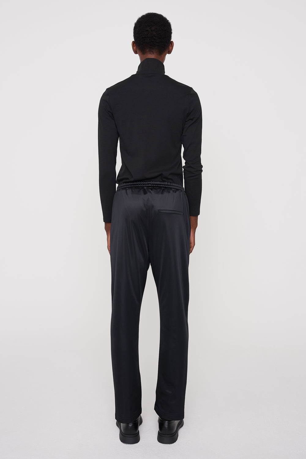 Chuck tracksuit trousers black