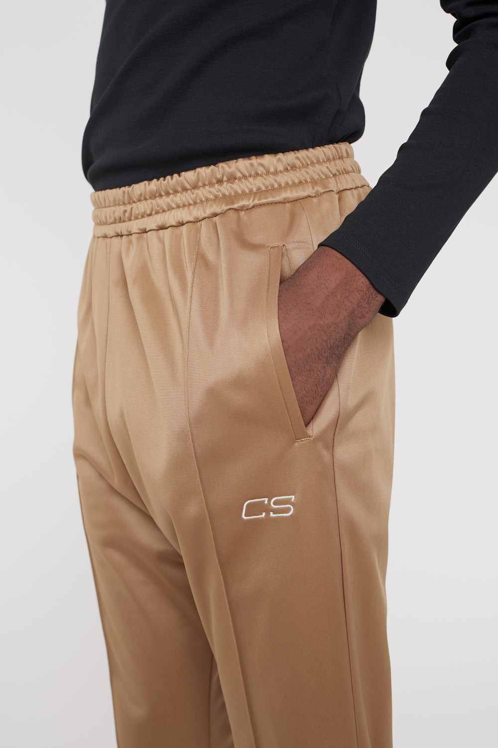 Chuck tracksuit trousers beige