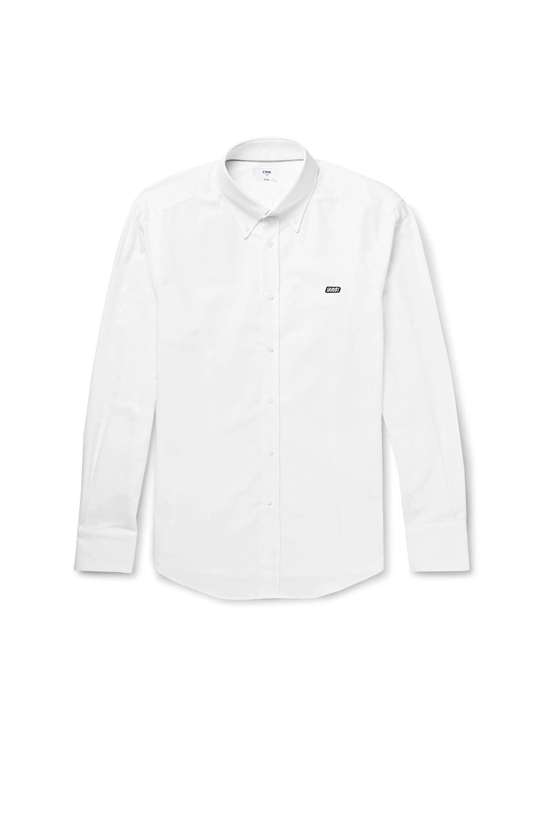 Ralf Button Down Shirt White