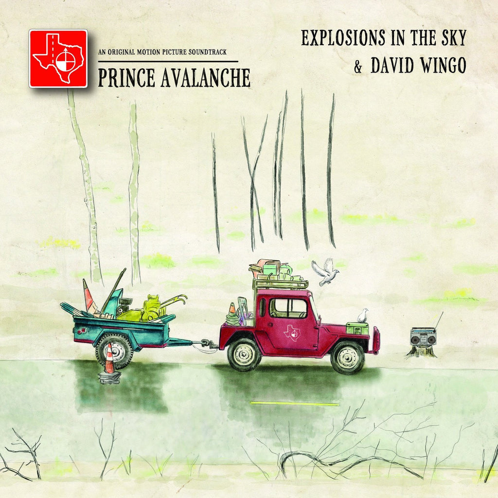 'Prince Avalanche: An Original Motion Picture Soundtrack'
