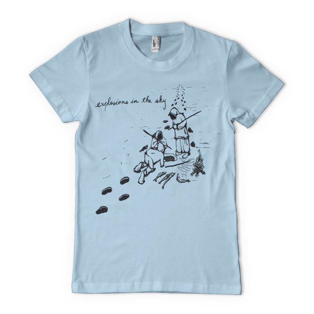'Eskimo' Women's T-Shirt - Light Blue