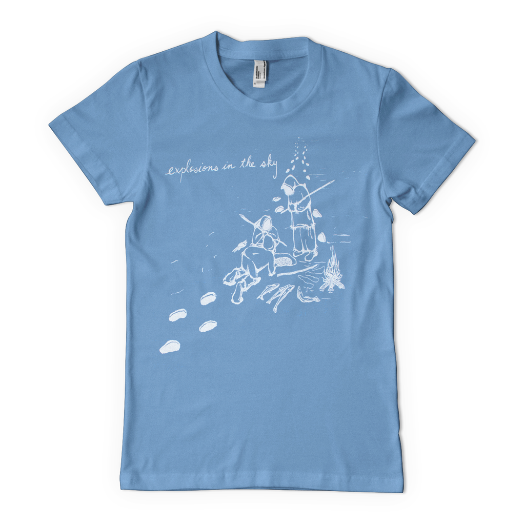 'Eskimo' Women's T-Shirt - Baby Blue