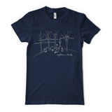 'Graveyard' Women's T-Shirt