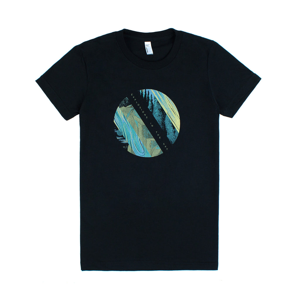 'Wilderness Circle' Women's T-Shirt