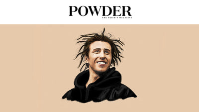 Henrik Is Not Who You Think He Is - Interview by POWDER