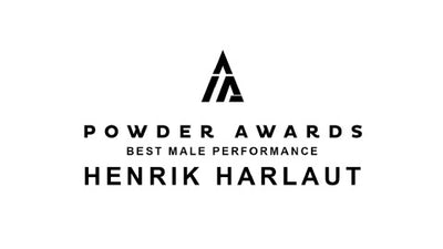 Best Male Performance @ Powder Awards 2018