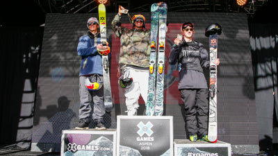 X Games 2018  TWO GOLD, Big Air and Slopestyle, Aspen USA