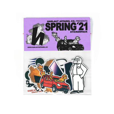 SPRING´21 STICKER PACK