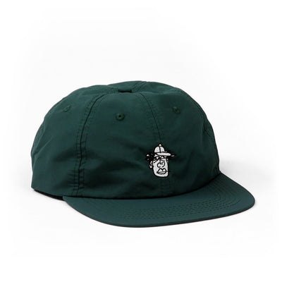INSTA FACE CAP - FOREST GREEN