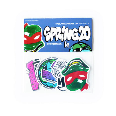 SPRING'20 STICKER PACK