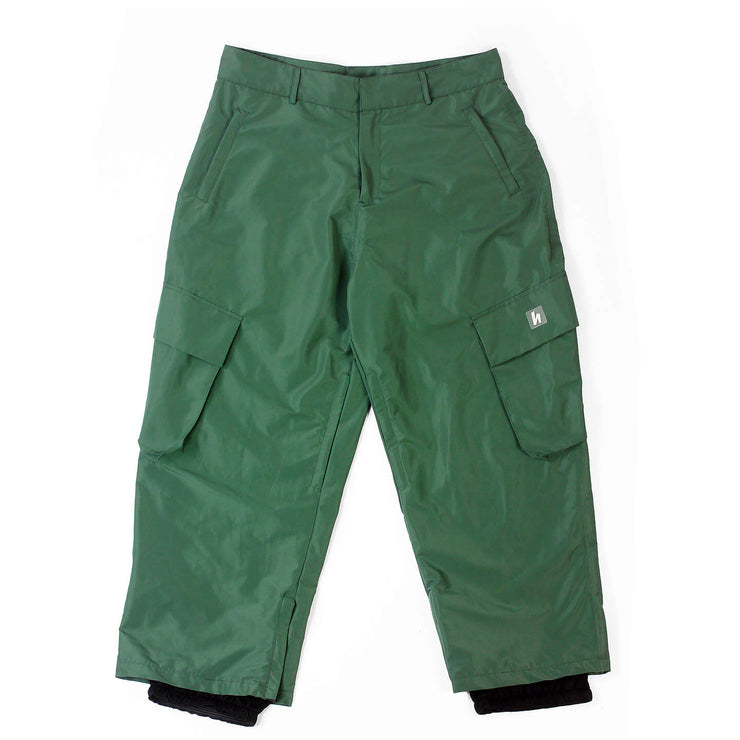 06' CARGO SNOWPANTS - HUNTER GREEN
