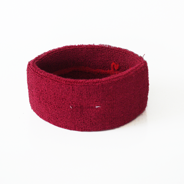 ICON SWEATBAND - RED