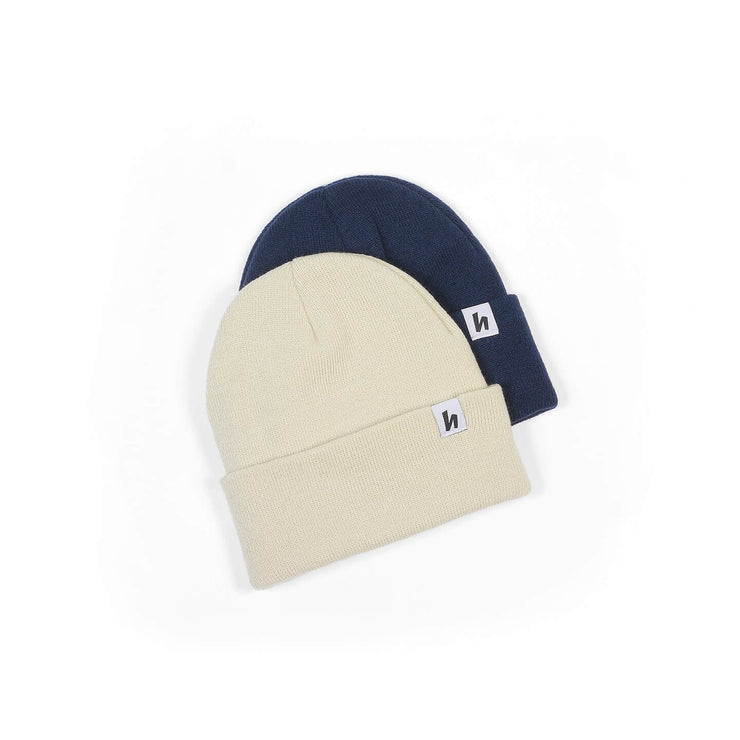 BAD GUY BEANIE - NAVY