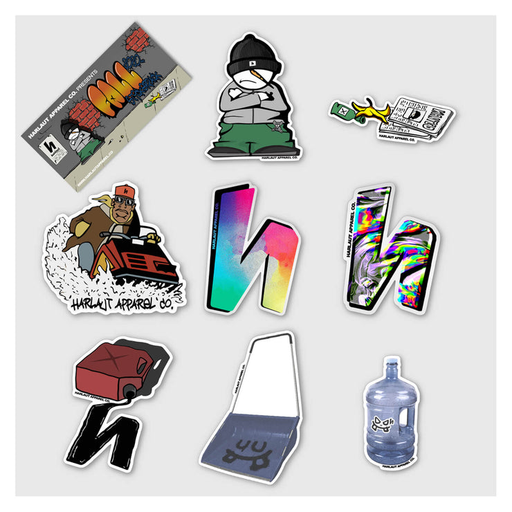 FALL´20 STICKER PACK