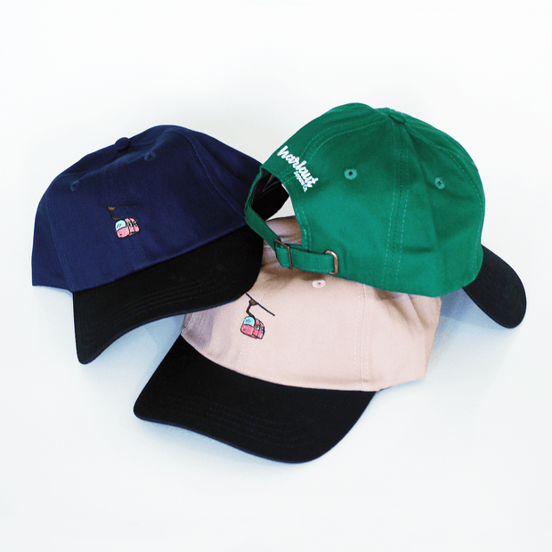 Cable Car Cap - Navy