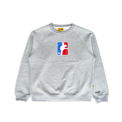 NFA CREWNECK -  SPORTS GREY