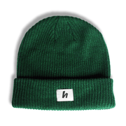 DEFAULT BEANIE - DARK GREEN