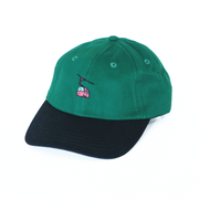 CABLE CAR CAP - GREEN
