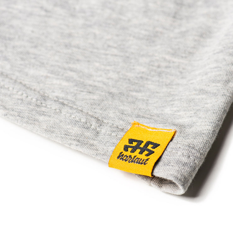 Icon Tee - Heather Grey