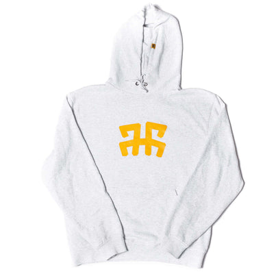 SIGNATURE HOODIE - LIGHT GREY