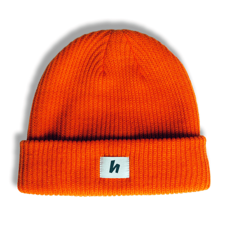 DEFAULT BEANIE - ORANGE