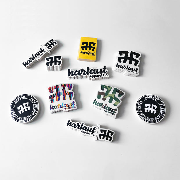 Harlaut Sticker Set - 10 Pack