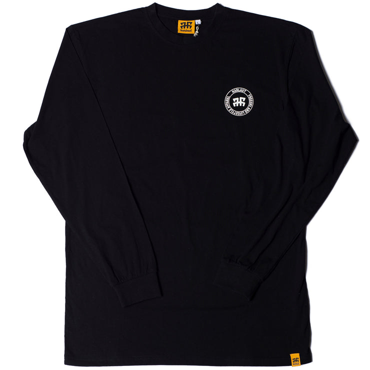 Ski Club Longsleeve - Black