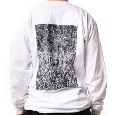 SKI CLUB LONGSLEEVE - WHITE