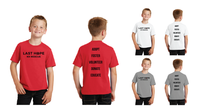 Youth Tee Shirts