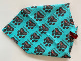 LHK9 Reversible Snap-On Dog Bandana