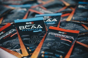 BCAA Hydrate Go Packs